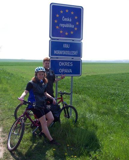 После вступления Чехии в Шенген, стало возможным пересекать границу Республики в любом месте
