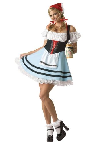 Очень веселое платье