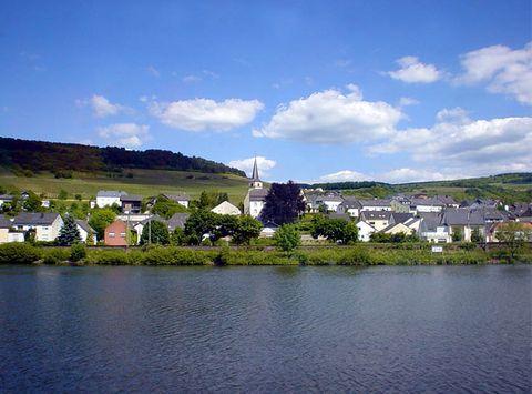 Шенген - маленький люксембургский городок на границе Германии и Франции